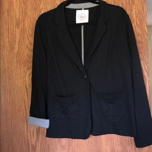 Black light blazer
